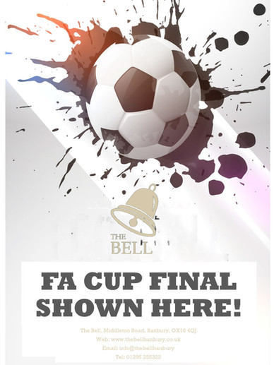 2019.05 Bell - FA Cup Final Poster V1.jp