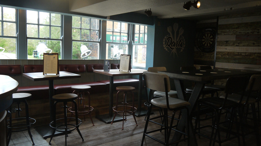 High and low tables to suit