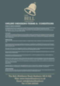 2020.07 The Bell - Web Order Service Ter
