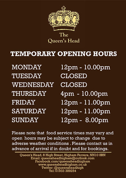2021.03- Temporary Queens - A1 Open Hour