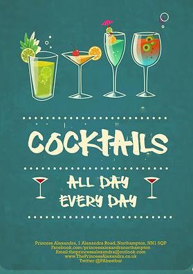2021.03 Cocktail Poster V2 (No Logo)- PA