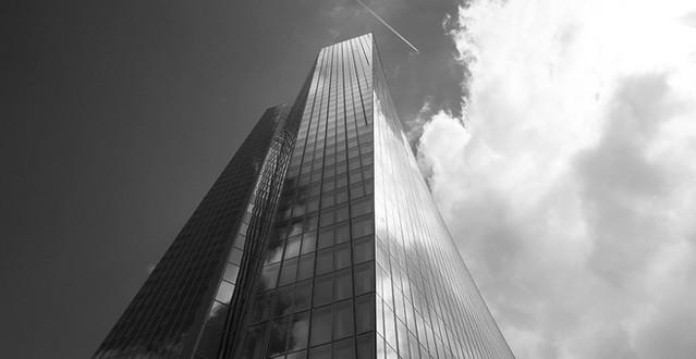 Europäische Zentralbank, Frankfurt / Coop Himmelb(l)au