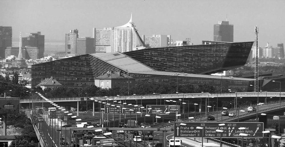 T-Center, Wien / Architektur Consult