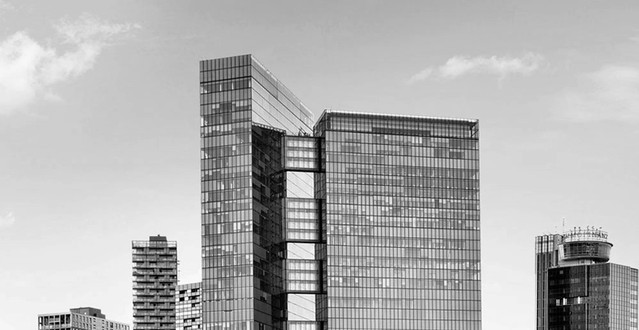 Vienna-Twin-Tower, Wien / Massimiliano Fuksas