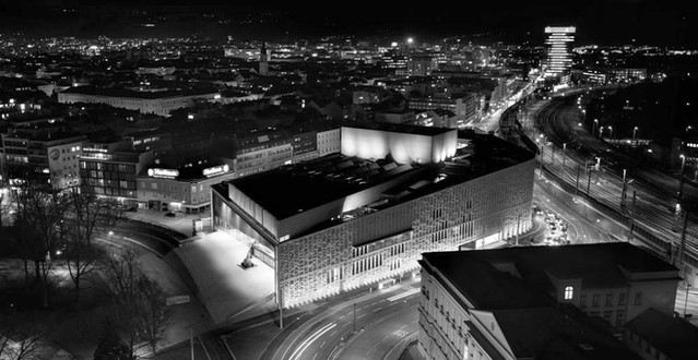 Musiktheater Linz / Terry Pawson, Architektur Consult
