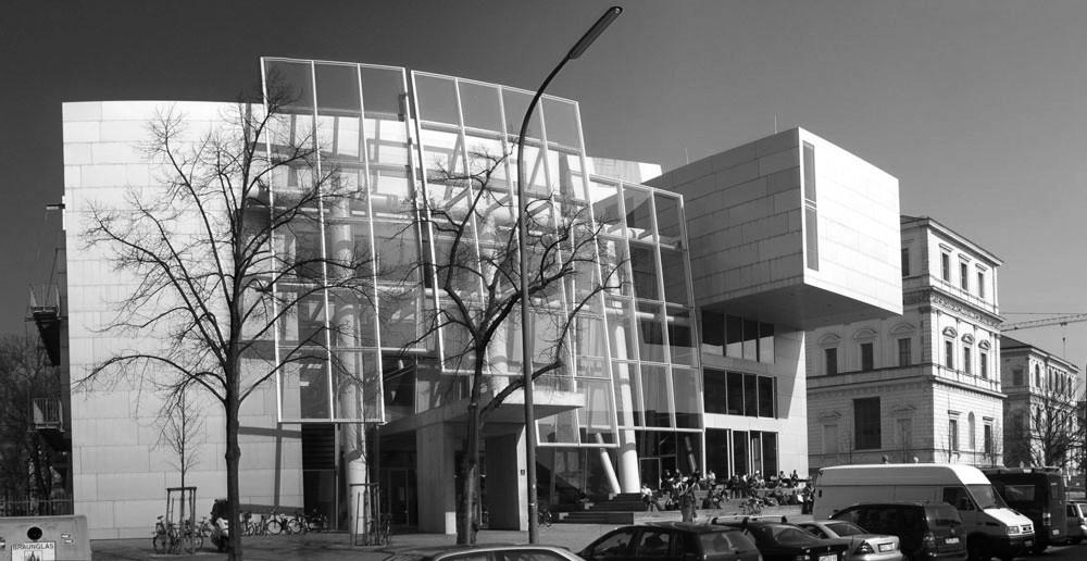 Akademie der Bildenden Künste, München / Coop Himmelb(l)au