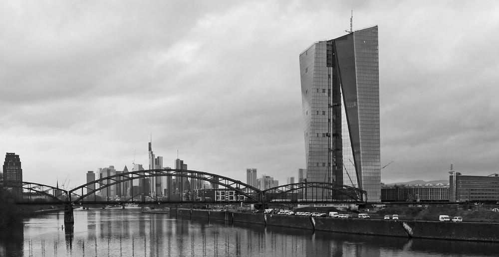 Europäische Zentral Bank, Frankfurt / Coop Himmelb(l)au