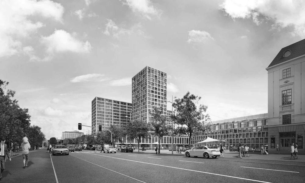 Heumarkt Neu, Wien / Isay Weinfeld & Sebastian Murr