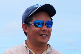 PNG Black Bass fishing expert -Jason Yip