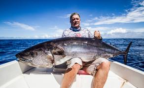 81kg Dogtooth Tuna