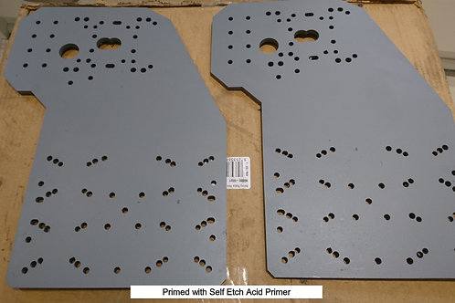 50mm Taller, 6mm steel Y Gantry Plates for the WorkBee CNC
