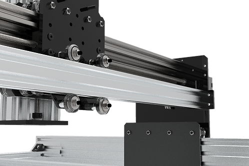 Taller WorkBee Y Gantry Plates and X Axis Anti-Twist Plate set