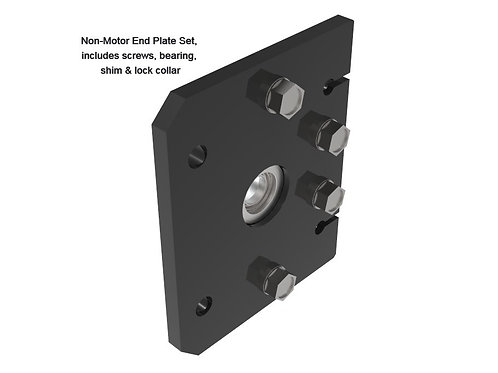 CNC Gear End Plate