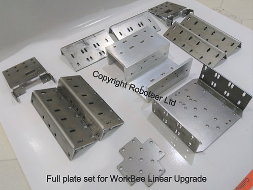 FULL SET WorkBee Linear Rail Gantry Plate Upgrade