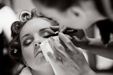 Wedding make up, make up, evening make up