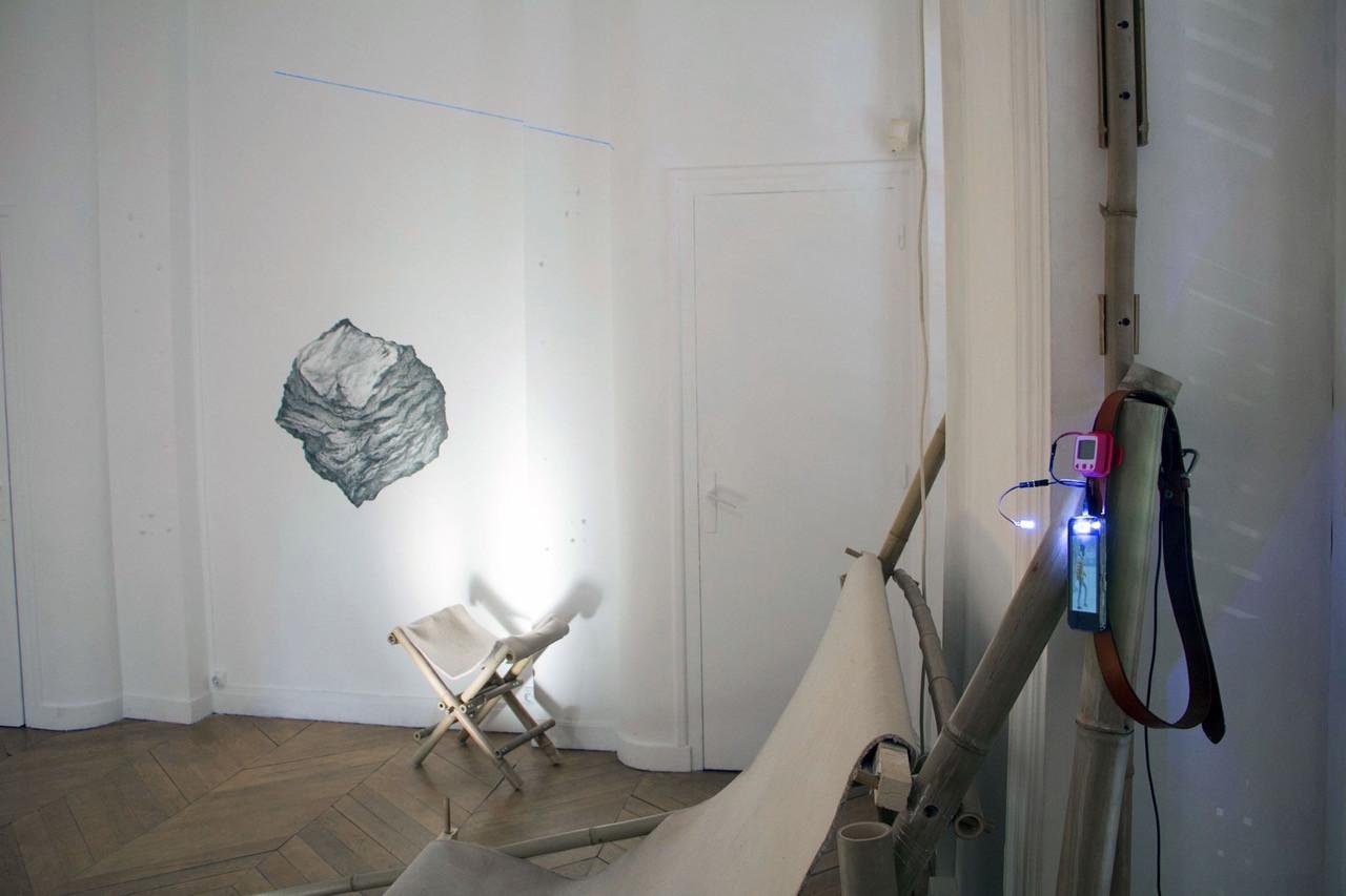 Suivre l'invisible - Mathieu Brethes, Maureen Colomar & Pauline Repussard