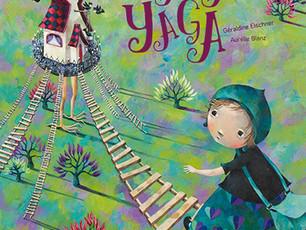 Baba Yaga : mon dernier Album paru chez L'Elan Vert