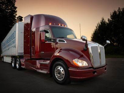 """Truck driver on Toyota's hydrogen truck: """"I don't ever see going back to a diesel truck after this"""""""