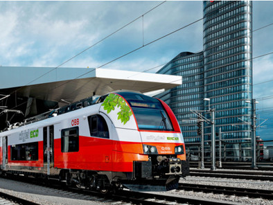 ÖBB and Siemens Develop Battery-Powered Train