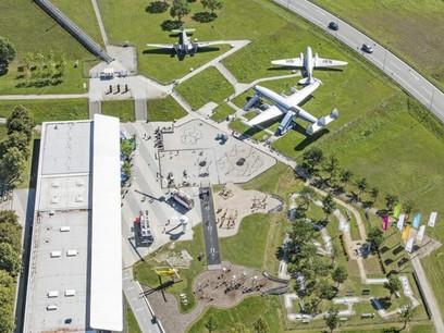 Airport labs: a testing ground for new innovation