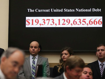 CBO: Debt ceiling will be hit in October