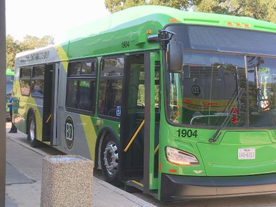 Brazos Transit debuts new state-of-the-art buses