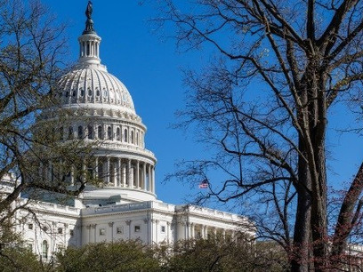 Senate Passes CR Bill To Extend Government Funding