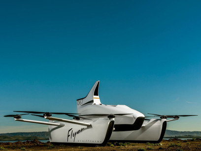 KITTY HAWK, FLYING CARS, AND THE CHALLENGES OF 'GOING 3D'