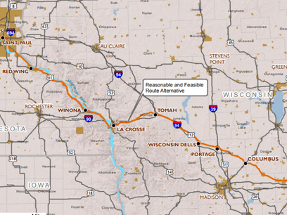 GOP lawmakers derail high-speed train plans to Chicago