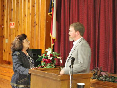 Texas Central answers questions at High Speed Rail luncheon