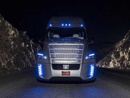Report Says Autonomous Trucks Could Create New Infrastructure, Eliminate Jobs