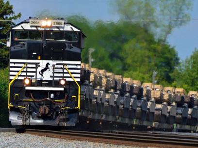 UPDATED: Watch video of railroad bridge collapse in Missouri; Norfolk Southern cuts rail … and servi