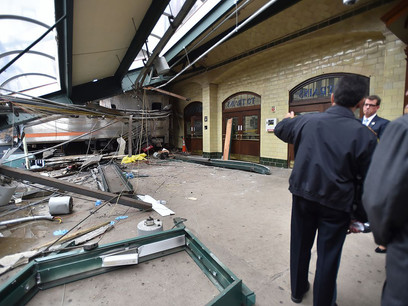House passes bill in response to Hoboken crash. It's a first for rookie Jersey Democrat.