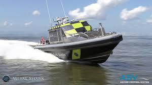 VIDEO: Metal Shark and ASV launch range of autonomous vessels