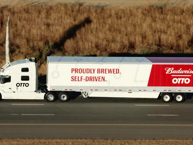 This S.F. tech startup made world's first beer delivery by self-driving truck possible