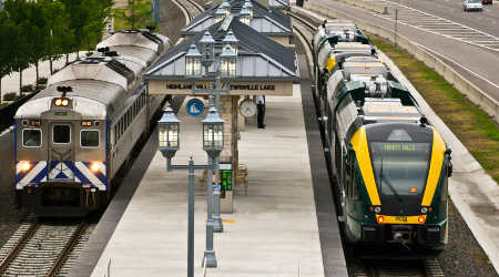 DCTA targets commuter-rail extensions in FY18 strategic plan