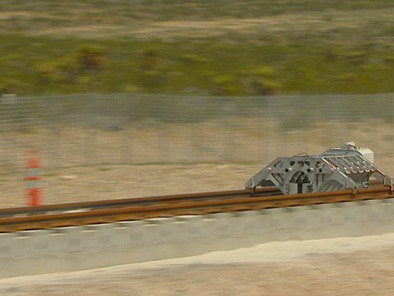 Hyperloop One names 4 potential US routes