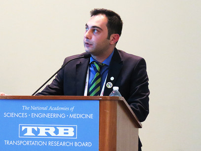 TRB Panelists Outline Benefits of Freight Data