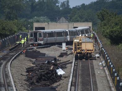 Metro fires six after derailment probe finds that inspectors falsified records