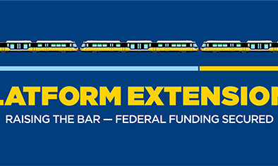 Raising the Bar: Platform Extensions – Federal Funding Secured