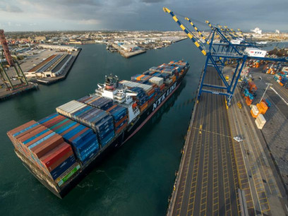 Lower container dwell time points to efficiency at Ports of Los Angeles/Long Beach