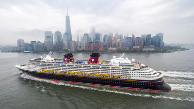 Disney Cruise Line inks 10-year deal with Port of Galveston