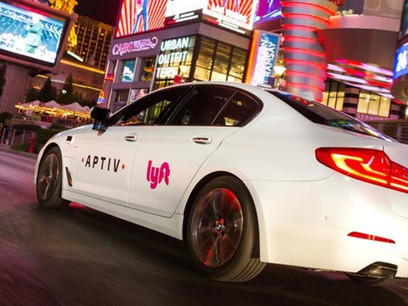 Users of Lyft or Uber Likely to Embrace Autonomous Vehicles
