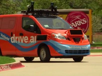 Arlington Partners with Drive.ai to Offer Autonomous Public Transit in Entertainment District