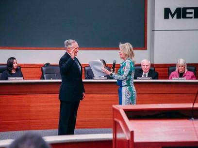 METRO Board Welcomes New Member