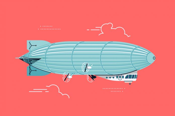 Blimps are the Future of Freight Transport (Not Flying Bombs)