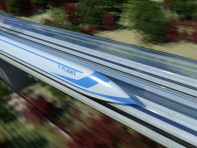 Supersonic trains to be developed by Geely Holding and CASIC