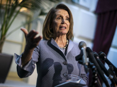 Nancy Pelosi and Chuck Schumer will meet with Trump to discuss infrastructure plan next week