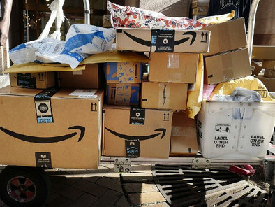 Amazon aids workers' freight firms