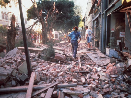 Loma Prieta 30 years later: Santa Cruz rises from the rubble to become a model of earthquake prepare